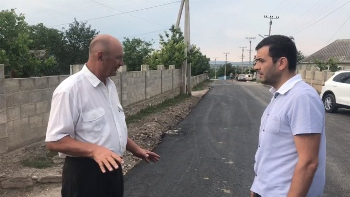 Chiril Gaburici checked road state in Vărvăreuca: Situation is totally different