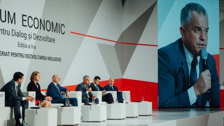Vlad Plahotniuc at AOAM: Government eager to become trustworthy partner for entrepreneurs, foreign investors