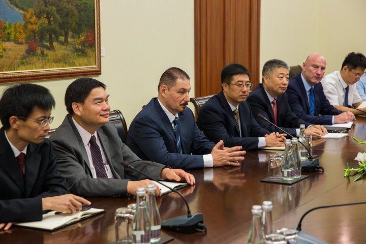 Pavel Filip in talks with Chinese enterprises: We're ready to discuss cooperation forms