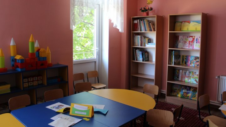 New kindergarten invested by Romania in Hansca