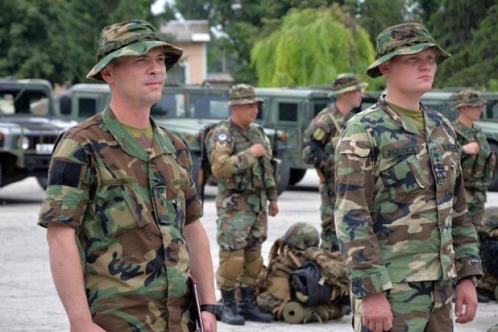 National Army attend multinational peacekeeping exercise Sea Breeze in Ukraine
