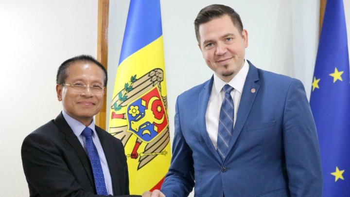 Bilateral dialogues Moldova - India: Moldovan diplomatic mission opened in New Delhi