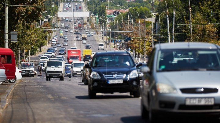 Traffic on intersection between Columna and Bodoni streets to be stopped