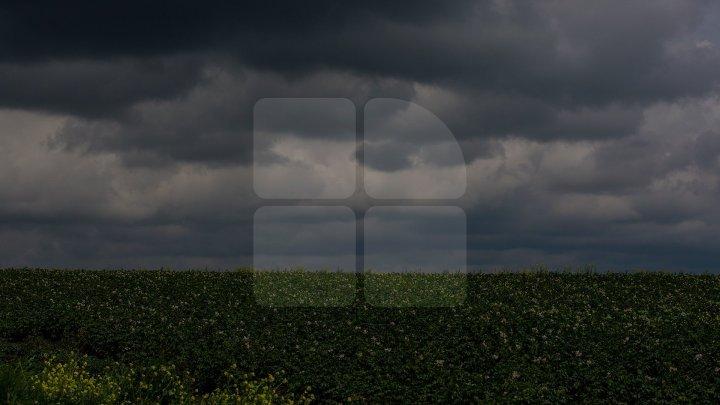 Yellow Warning of storm and torrential rain across Moldova