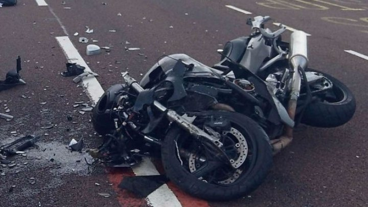 Motorcyclist died after colliding with car on Balti-Chisinau route