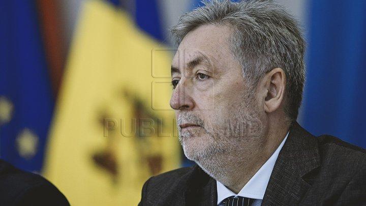 Former Deputy mayor of Chisinau Nistor Grozavu under arrest