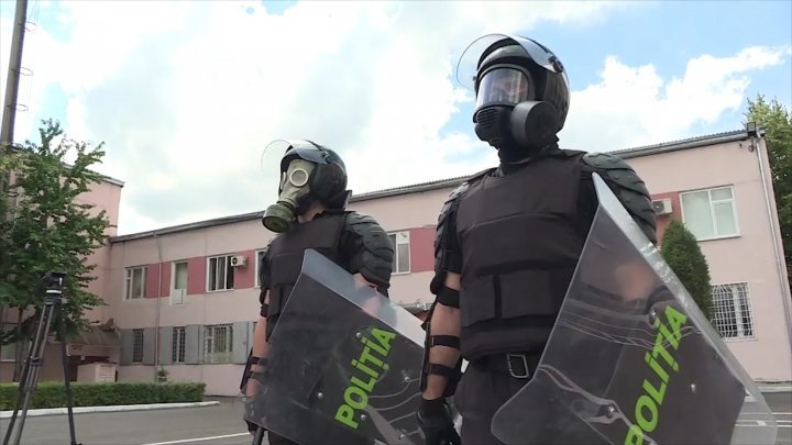 New equipment for Fulger Brigade: Over hundred gas protection masks purchased under EU agreement