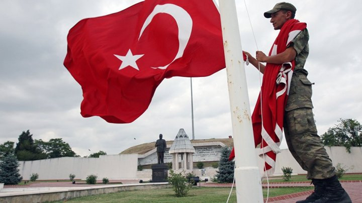 Turkey says it will freeze asses of 2 US officials in retaliation