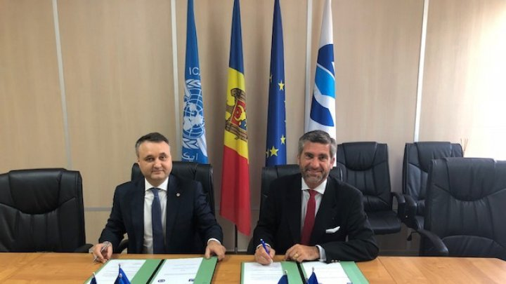 France and Moldova to collaborate in civil aviation and safe airspace management