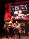 World Cup Armwrestling Moldova Open Cup at Polivalent Hall of Capital
