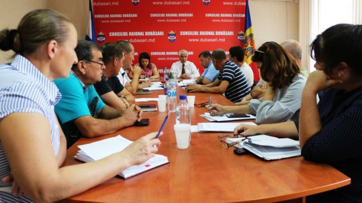 Cristina Lesnic paid official visit to Dubasari