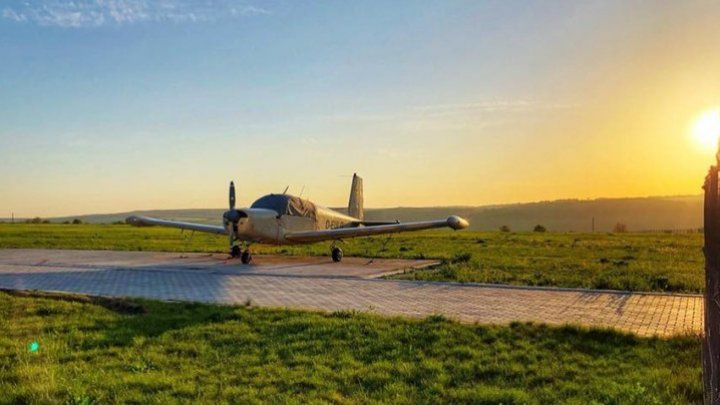 TRAGEDY at Horesti Aerodrome. An engineer died as he tried to start an airplane