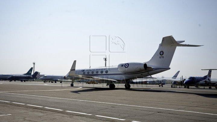 Number of plane passengers decrease 60% as Coronavirus hits Moldovan aviation sector