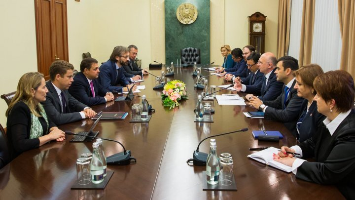 International Monetary Fund pays official visit to Moldova. Experts will assess the macroeconomic and fiscal condition of the country