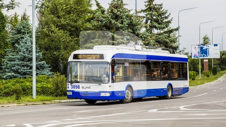 Chisinau offers pensioners new subscriptions to travel public transport in city