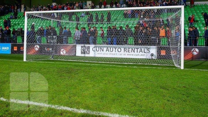 Moldova's football National Team will play with San Marino at National League