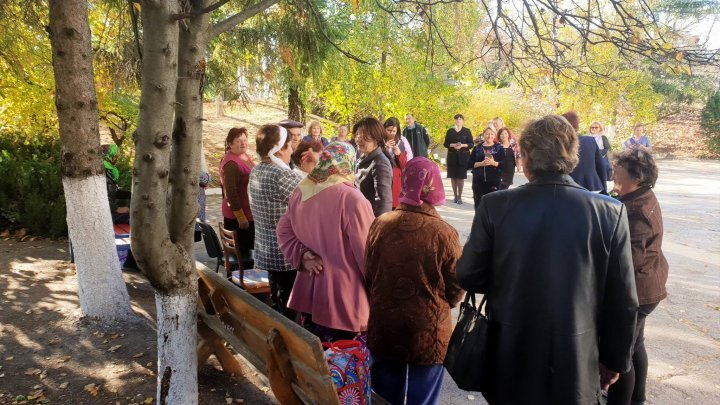 Silvia Radu paid a visit to Dolinnoe: We should have a family doctor in each village (PHOTO)