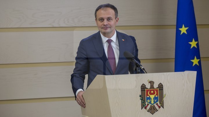 """Andrian Candu urges deputies to vote for introduction of """"European Integration"""" phrase in Constitution of Moldova"""