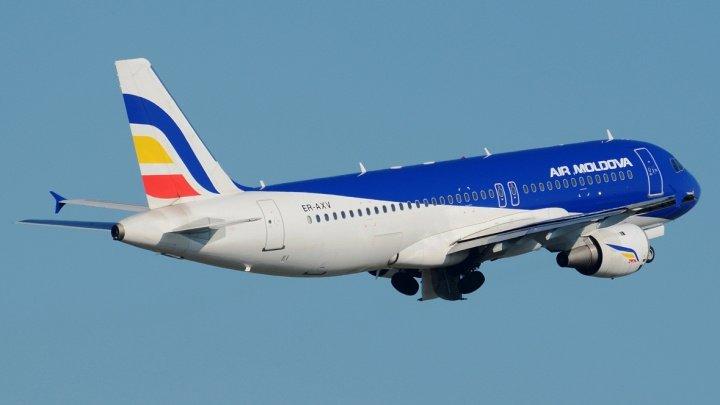 Air Moldova announces flight schedules during April 13-18
