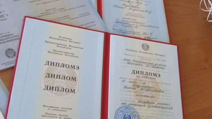Successful protocol signed between Chisinau and Tiraspol. Over 140 diplomas have been apostilled