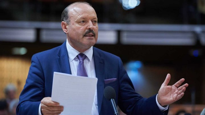 Valeriu Ghiletchi was elected as Vice-President of EPP Group
