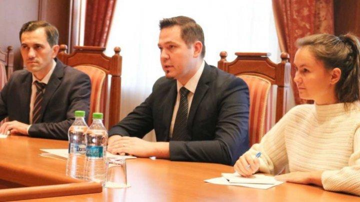 Tudor Ulianovschi minister thanked OIM for their support in repatriating Moldovans from Spain