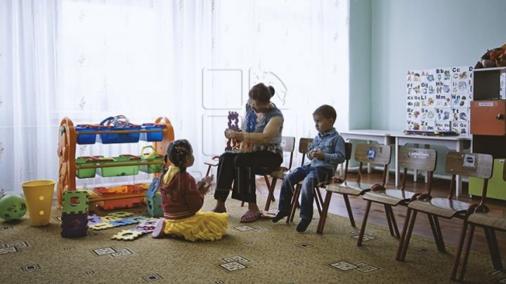 Kindergartens carry out repair works to welcome children children back