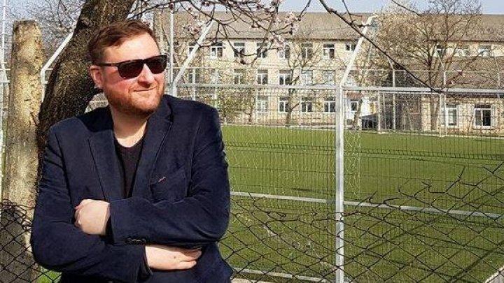 Mourning in Moldovan press. Sergiu Gabrilita journalist died