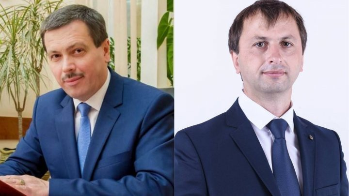 Dean of USM Law Faculty and Viorel Berliba lawyer detained by NAC officers
