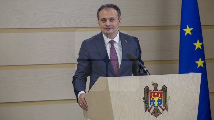 25b2249b37 Parliament Speaker Andrian Candu will pay a working visit to Romania today