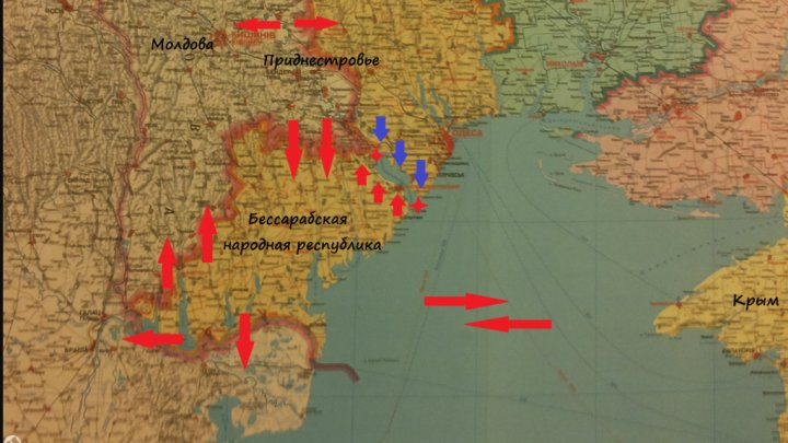 """Russia returns to """"project Bessarabia"""": What is known about the plan to destabilize the situation in Odessa region and Moldova"""