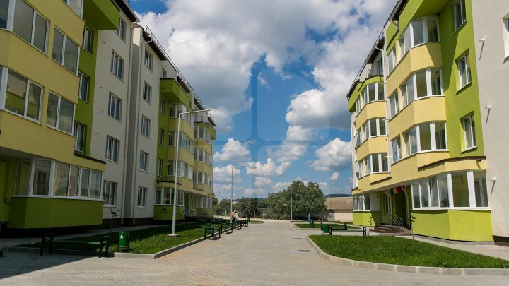 First House Program. How many Moldovan people requested state guarantee to buy a home