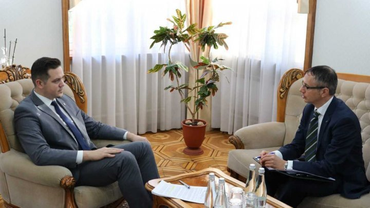 Developments of Transnistrian settlement process have been discussed at MFAEI