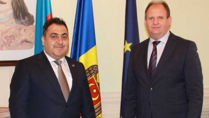 Members of Caspian European Club will participate at Moldova Business Week 2018