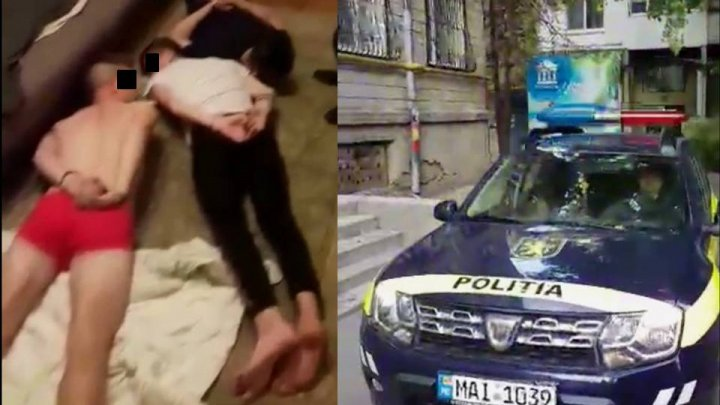 Two young people from Chisinau risks years of imprisonment. What they were doing in an apartment on Grigore Vieru Boulevard
