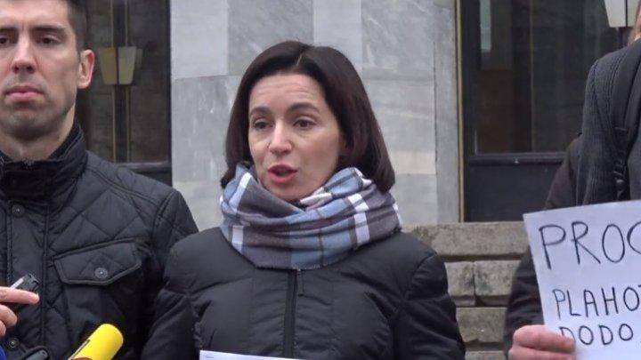 Former prosecutor: Maia Sandu faces integrity issues. Maia Sandu blamed of fraud