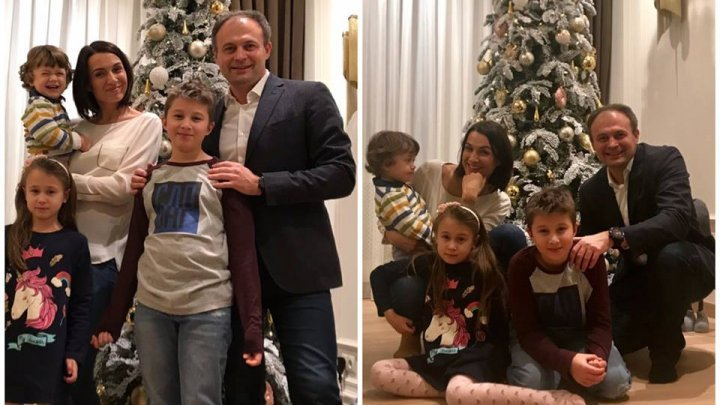 Christmas message from Parliament Speaker, Andrian Candu: Merry Christmas and Happy New Year, Moldova