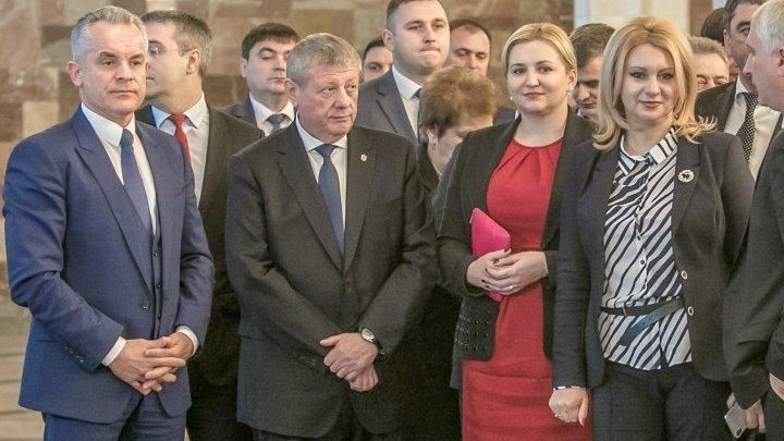 Democratic party from Moldova will be first on the ballots