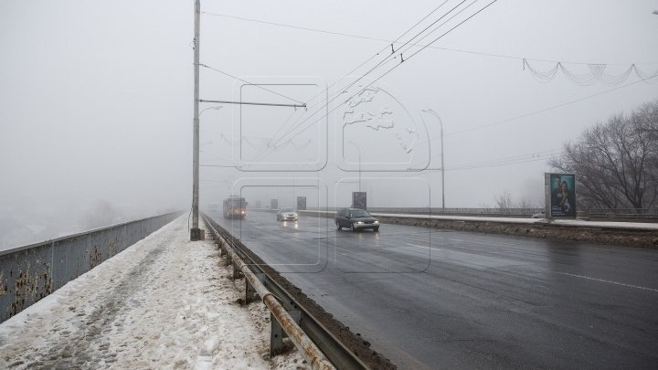 Yellow haze code issued in Moldova
