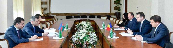 Tudor Ulianovschi: We need to develop trade cooperation between Moldova and Azerbaijan