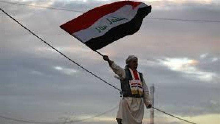 Iraqi PM address on anniversary of IS defeat