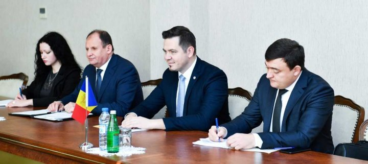 Tudor Ulianovschi: We need to develop trade cooperation between Moldova and Azerbaijan