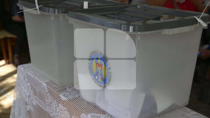 Sergei Buzurnii and Sergiu Iordan are DPM candidates in uninominal constituencies from Balti