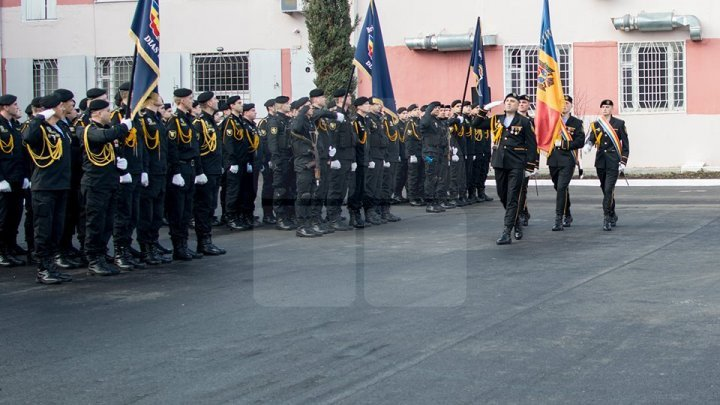 Fulger brigade celebrates 27 years since it was founded