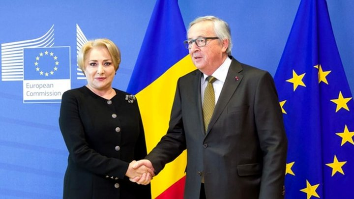 Jean-Claude Juncker: Romania could enter in the Schengen area before October 2019