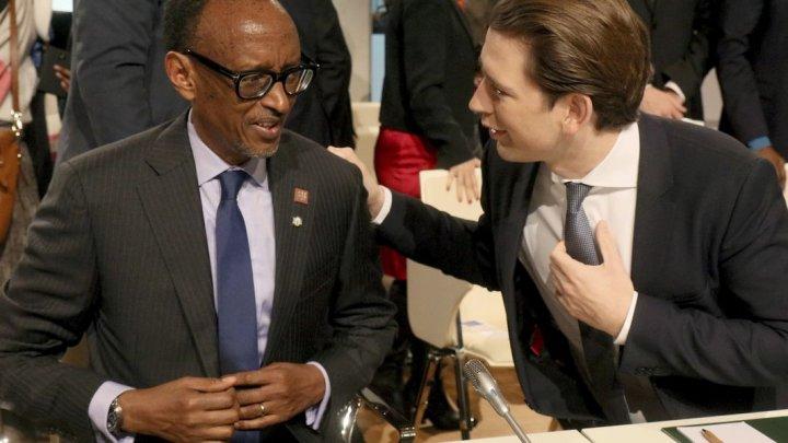 EU officials and companies meet African leaders