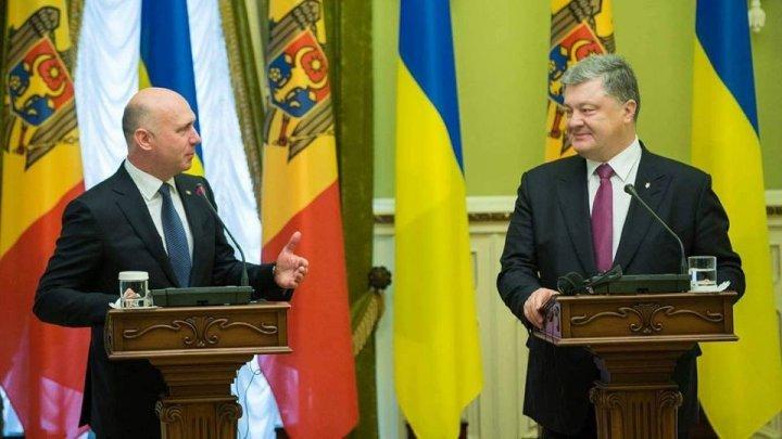 Prime Minister Pavel Filip had a telephone conversation with President of Ukraine, Petro Poroshenko