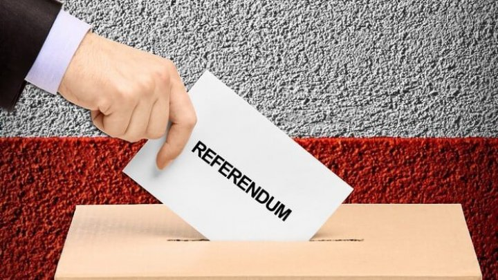 Decision of a Referendum organization regarding number of deputies was published in Official Monitor