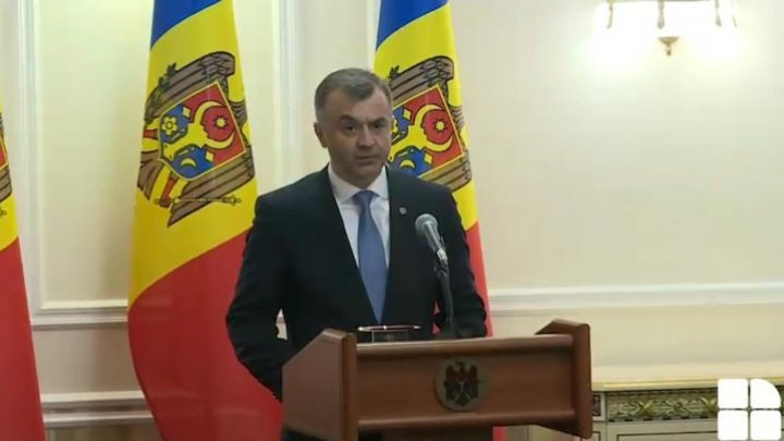 Ion Chicu, new Minister of Finances took the oath