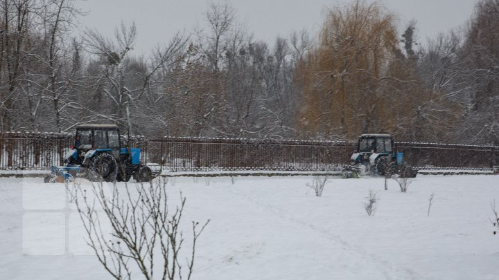 IGSU: Workers, but also citizens have been conscientious at heavy snowfall of past few days